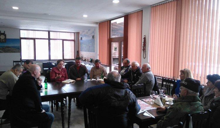 Янкова: Държавата трябва да се грижи за селата - символ на културното и историческо наследство в Родопите