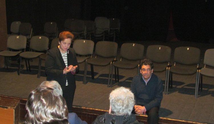 """Съставът на Родопския драматичен театър """"Николай Хайтов""""- Смолян поиска промяна в начина на финансиране"""