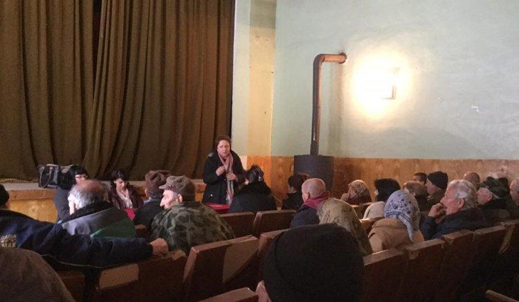 Дора Янкова: Време е нетърпимите условия на живот на народа ни  да се променят