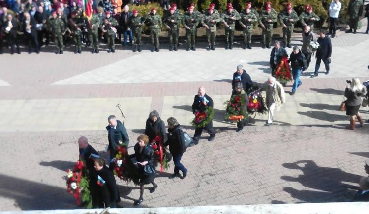 БСП -Смолян засвидетелства почитта си към героите за Освобождението на България