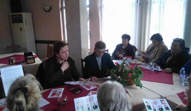 Дора Янкова: Очаквам да събудим надеждата на родопчани, че има и по-добро