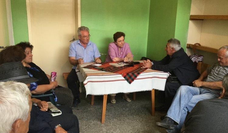 Дора Янкова започва парламентарни инициативи за спасяване на родопските села
