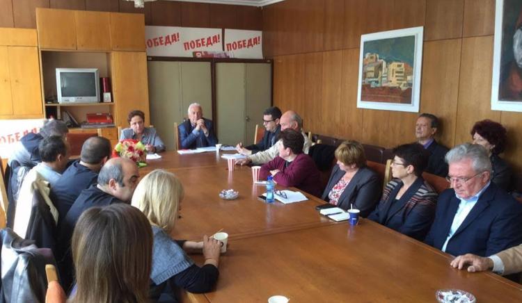 Дора Янкова инициира откриването на приемна за трудовите проблеми на жителите на област Смолян